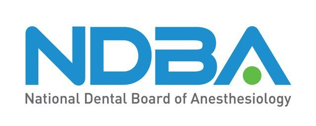 dental board of Anesthesia